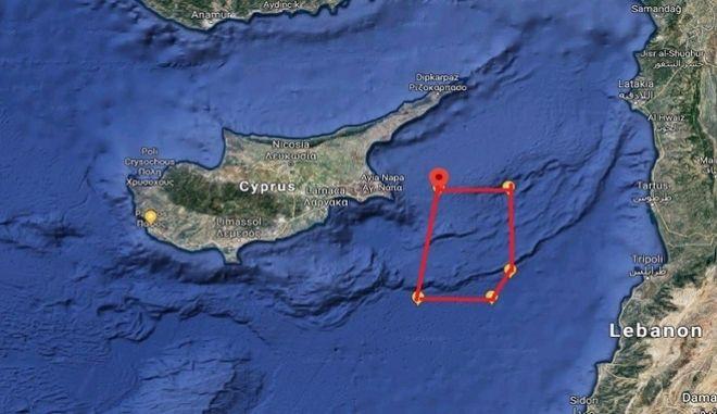 Με ανανέωση της NAVTEX η Τουρκία περικυκλώνει την Κύπρο μέχρι τέλος Μαρτίου