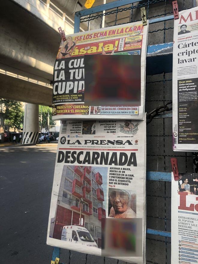 Μεξικό: Φρικιαστική γυναικοκτονία προκαλεί αγανάκτηση για τη βία σε βάρος των γυναικών