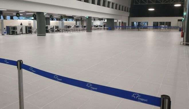 SKG New Terminal_New Security Screening Point1