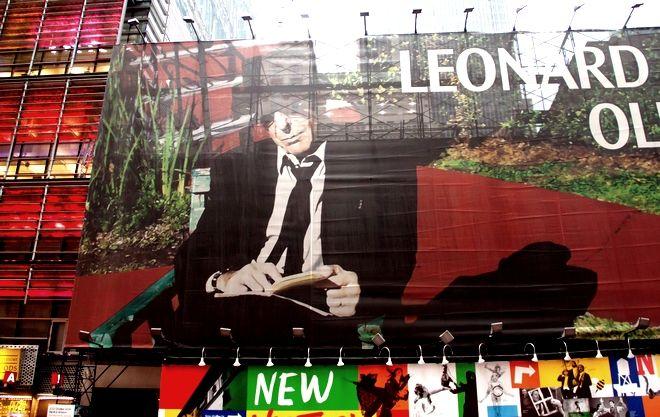 Ο Leonard Cohen δεν ταίριαζε σε αυτόν τον πλανήτη