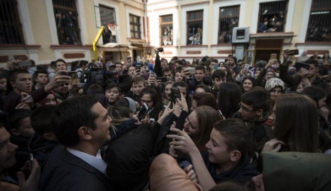 Αντίδραση της ΝΔ για την κάλυψη της περιοδείας Τσίπρα στη Θράκη