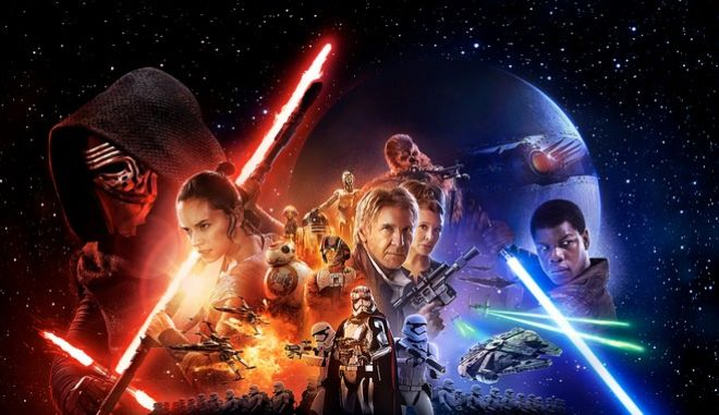 'Η Δύναμη Ξύπνησε': Το Star Wars έκοψε εισιτήρια ύψους 1 δις δολαρίων σε 12 ημέρες