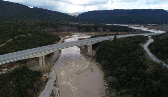 Υπουργείο Υποδομών: Ξεκινούν μεγάλα αντιπλημμυρικά έργα σε Ιόνια και Ε65