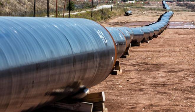 Αγωγός φυσικού αερίου
