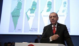 Με πρεσβεία στην Ανατολική Ιερουσαλήμ απαντά ο Ερντογάν στον Τραμπ