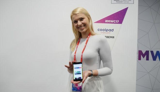 Smartphone με τη δική σου υπογραφή από την Coolpad