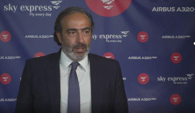 Η SKY express στη νέα εποχή - Αλλάζει το τοπίο των αερομεταφορών στην Ελλάδα