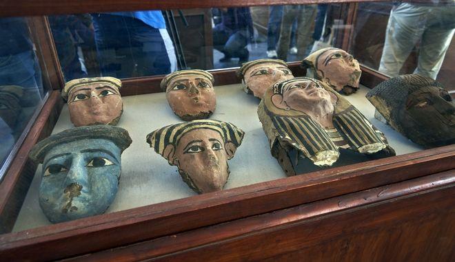 Από αιγυπτιακό μουσείο.