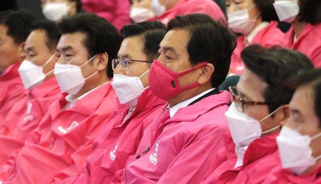 Περίοδος εκλογών στη Νότια Κορέα