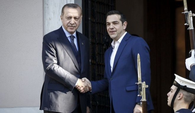 Πρώτος απολογισμός Μαξίμου για Ερντογάν