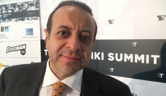 Ο Υπουργός Ευρωπαϊκών Υποθέσεων της Τουρκίας, Ε.Μπαγίς