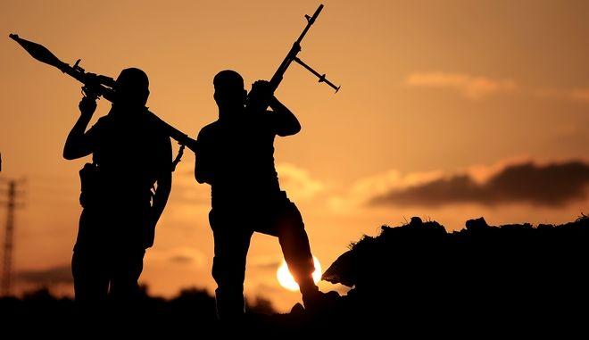 Στρατιώτες μουτζαχεντίν