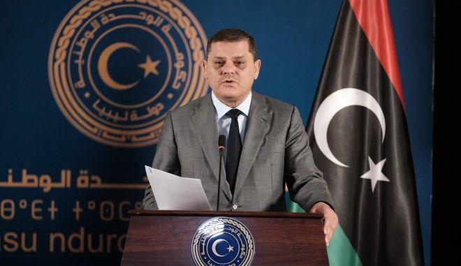 Ο Λίβυος Πρωθυπουργός