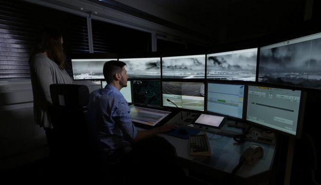 Η τεχνητή νοημοσύνη στην υπηρεσία των πύργων ελέγχου εναέριας κυκλοφορίας