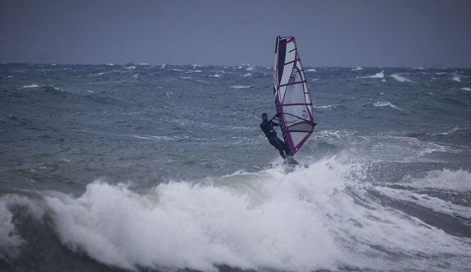 Ισχυροί άνεμοι (φωτογραφία αρχείου)