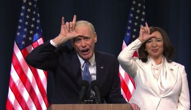 SNL: Ρεσιτάλ γέλιου - Ο χαμένος Τραμπ και ο, όχι και τόσο ζωντανός, Μπάιντεν