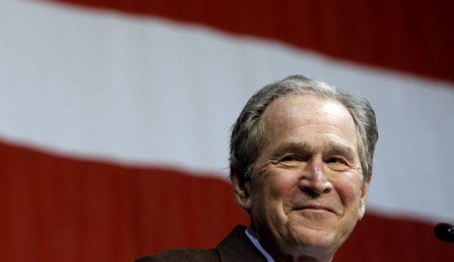 O π. πρόεδρος των ΗΠΑ, Τζορτζ Μπους
