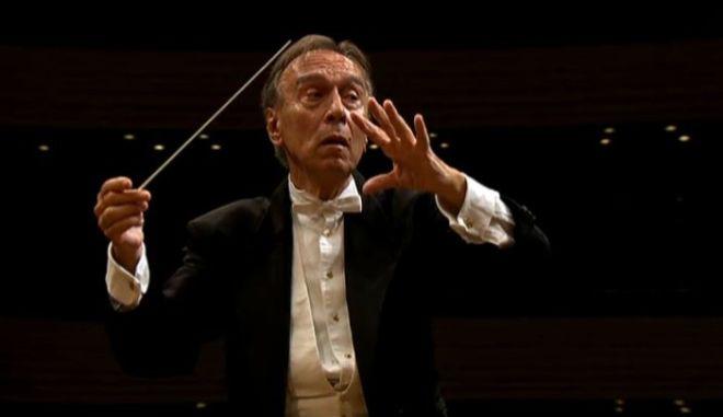 Πέθανε ο θρυλικός διευθυντής ορχήστρας Κλάουντιο Αμπάντο