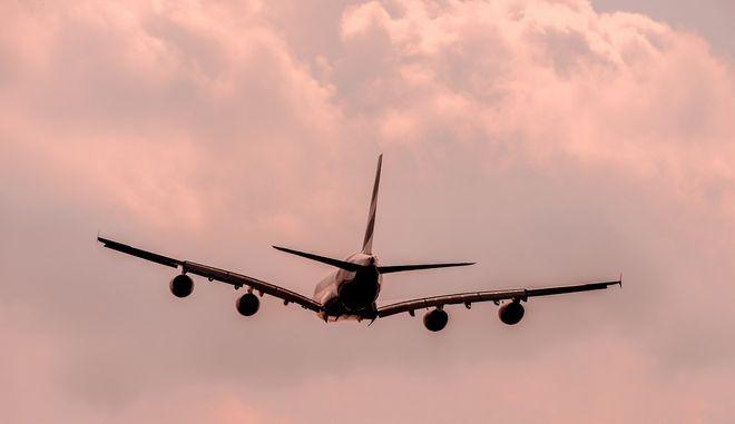 Πτήση τρόμου σε δρομολόγιο Αθήνα-Ηράκλειο