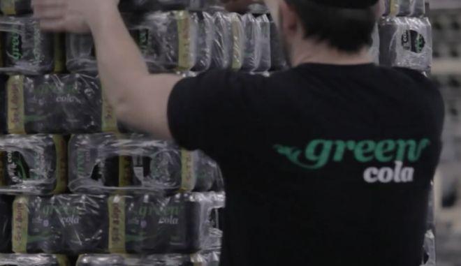 Green Cola: Ελληνική μέχρι την στέβια