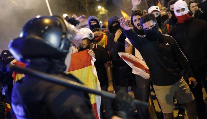 Επεισόδια στην Καταλονία