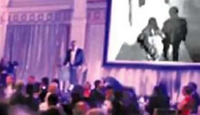 Απόλυτη εκδίκηση: Ο γαμπρός έπαιξε στο γαμήλιο γλέντι βίντεο με την νύφη να τον απατά