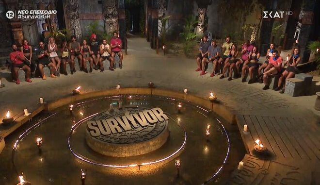 Survivor 4: Τέλος Διάσημοι και Μαχητές - Πώς διαμορφώθηκαν οι νέες ομάδες