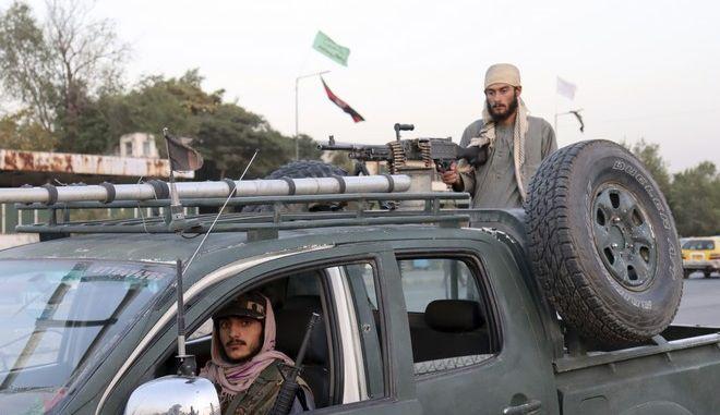 Ταλιμπάν στην Καμπούλ