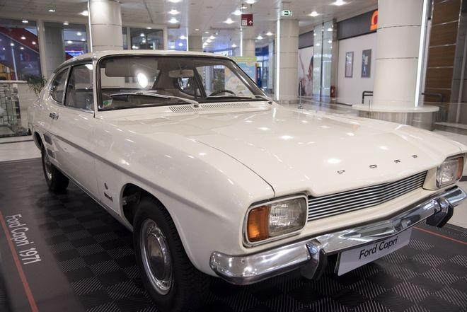 Ford Capri του 1971