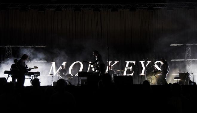 Οι Arctic Monkeys στο Rockwave