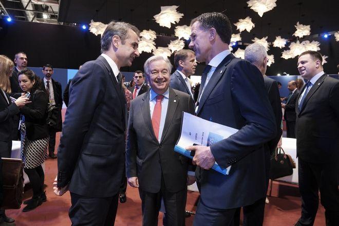 Στη διάσκεψη του ΟΗΕ για το Κλίμα