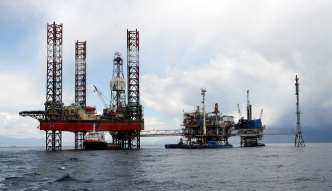 Γεωτρύπανο εξόρυξης πετρελαίου