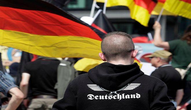 Συγκέντρωση νεοναζί στο Βερολίνο