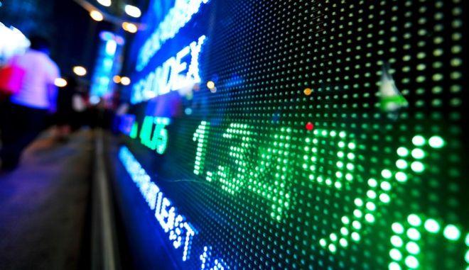 Χρηματιστήριο: Κλείσιμο με άνοδο 1,03%