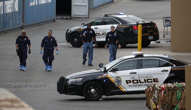 Αστυνομικές Αρχές στις ΗΠΑ