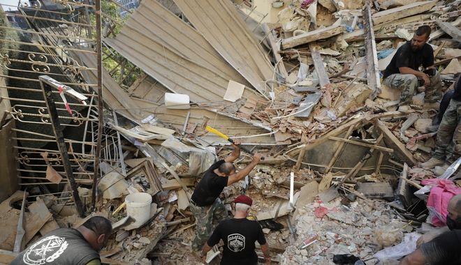 Βηρυτός: Μαρτυρίες που συγκλονίζουν -