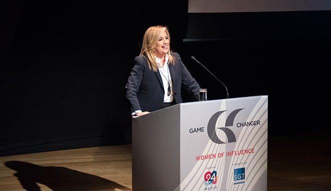 Φ.Γεννηματά στο Game Changer: Το θέμα της ισότητας κρίθηκε, αλλά δεν λύθηκε