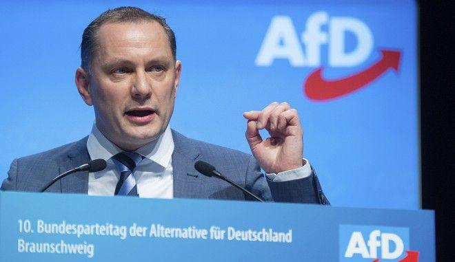 Ο Τίνο Κρουπάλα νέος συμπρόεδρος του AfD
