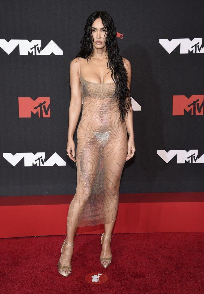 Η Μέγκαν Φοξ στα φετινά VMAs του MTV