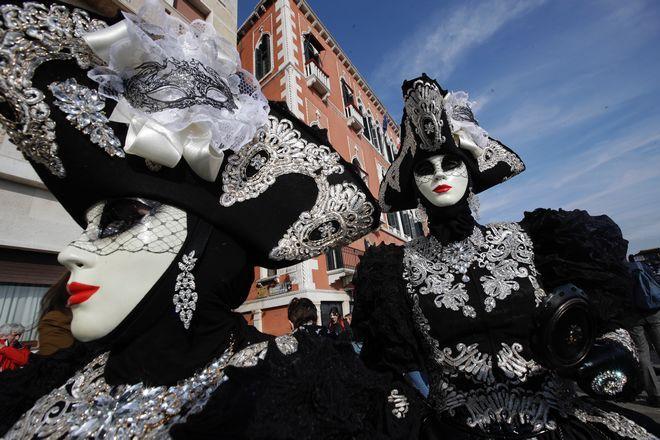 Το καρναβάλι της Βενετίας