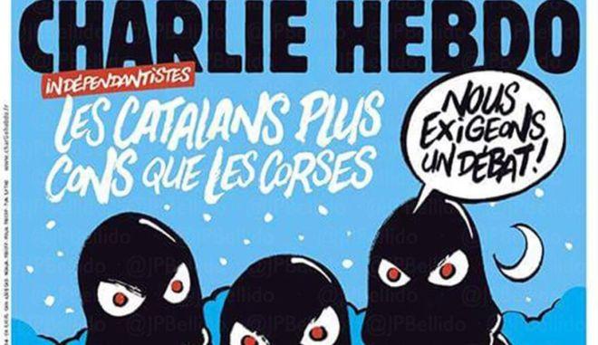 Portada Charlie Hebdo