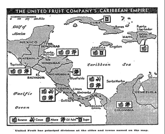 Μηχανή του Χρόνου: Ποια είναι η 'Μπανανία' που υποδηλώνει εξάρτηση και τριτοκοσμικά καθεστώτα