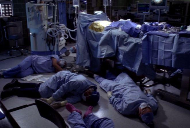 Δέκα τρελά ιατρικά περιστατικά που είδαμε στο Grey's Anatomy