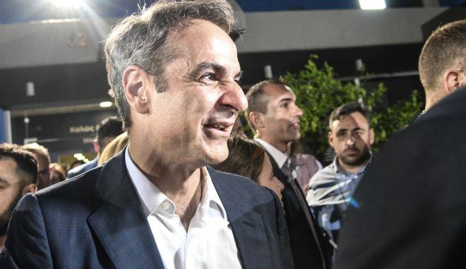 Ο νέος Πρωθυπουργός, Κυριάκος Μητσοτάκης