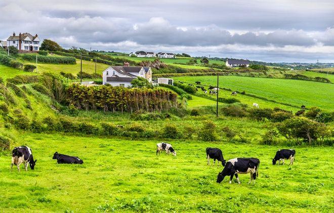 Ταξίδι με τρένο στη Κόλερειν της Βόρειας Ιρλανδίας