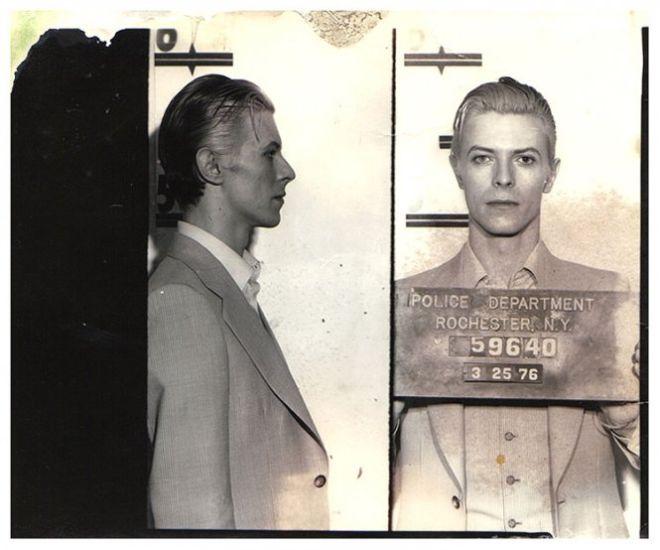 Μία εικόνα 1000 λέξεις: Ο Bowie, η μαριχουάνα και ο Iggy Pop