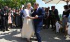 Έκλεψε την παράσταση στον γάμο της Αυστριακής ΥΠΕΞ ο Πούτιν