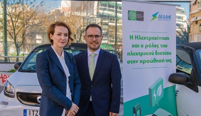 Επαρκεί το δίκτυο ενέργειας για την ανάπτυξη της ηλεκτροκίνησης στην Ελλάδα