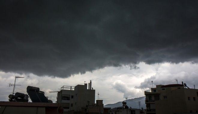 Σύννεφα  (EUROKINISSI)