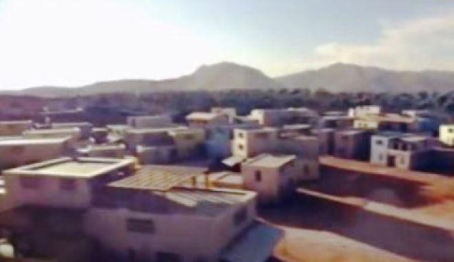 H ελληνική πόλη κάτω από τη θάλασσα της Ελαφονήσου